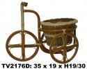 Велосипед ротанговый TV2176D