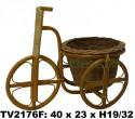 Велосипед ротанговый TV2176F