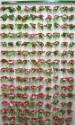 Шторы с цветами  90*200 см TV3004BH