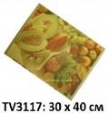 Салфетка  30 x 40 см с рисунком TV3117-F